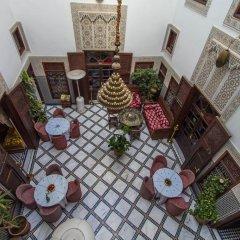 Отель Riad dar Chrifa Марокко, Фес - отзывы, цены и фото номеров - забронировать отель Riad dar Chrifa онлайн фото 8