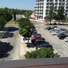 Hotel Paiva парковка