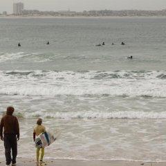 Отель Da Praia Norte пляж фото 2