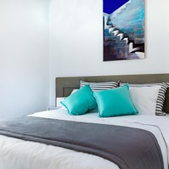 Отель Bay Bees Sea view Suites & Homes 2* Коттедж с различными типами кроватей фото 17