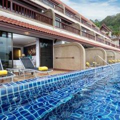 Отель Novotel Phuket Resort 4* Номер Делюкс с двуспальной кроватью фото 13