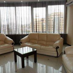 Апартаменты Arcadia City Apartments Одесса комната для гостей фото 3