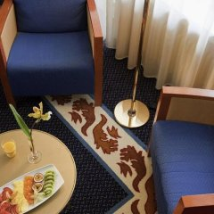 Savigny Hotel Frankfurt City 4* Улучшенный номер с различными типами кроватей фото 4