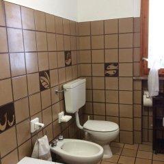 Отель Appartamento con Vista Италия, Кьянчиано Терме - отзывы, цены и фото номеров - забронировать отель Appartamento con Vista онлайн ванная
