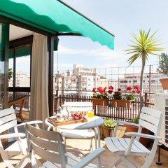 Отель Eixample Испания, Барселона - отзывы, цены и фото номеров - забронировать отель Eixample онлайн балкон