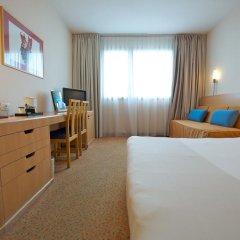 Отель Novotel Torino Corso Giulio Cesare 4* Стандартный номер с различными типами кроватей фото 3