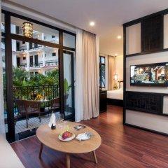 Отель Belle Maison Hadana Hoi An Resort & Spa - managed by H&K Hospitality. 4* Люкс с различными типами кроватей фото 4