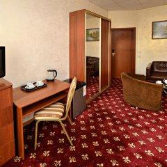 Гостиница Русь 3* Стандартный номер с двуспальной кроватью фото 6