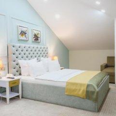 Бутик-Отель Столешников Представительский люкс с разными типами кроватей фото 3