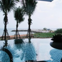 Отель Nantra Pattaya Baan Ampoe Beach бассейн фото 3