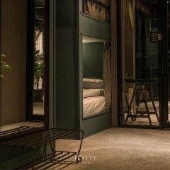 Heyyyy Bangkok - Hostel Кровать в общем номере с двухъярусной кроватью фото 2