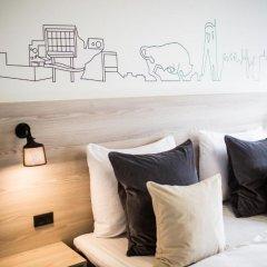 Radisson Blu Limfjord Hotel Aalborg 4* Стандартный номер с разными типами кроватей фото 4