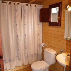 Отель Centro de Vacaciones Morillo de Tou ванная фото 2
