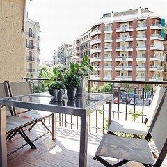 Отель Livingstone Барселона балкон