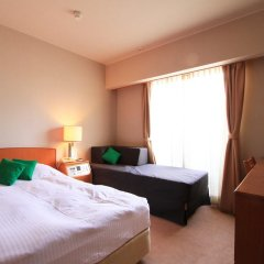 Daiichi Grand Hotel Kobe Sannomiya 3* Стандартный номер фото 3