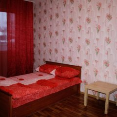 Гостиница ВикторияОтель на Мусы Джалиля Семейный номер Эконом разные типы кроватей фото 16