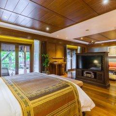 Sheraton Grande Sukhumvit, Luxury Collection Hotel, Bangkok 5* Люкс Grande с различными типами кроватей фото 11