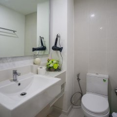 Отель 7Seas Паттайя ванная фото 2