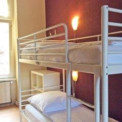 Alcatraz Backpacker Hostel Кровать в общем номере фото 6