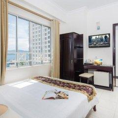 Brandi Nha Trang Hotel 3* Стандартный номер с разными типами кроватей фото 2