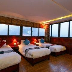 Fansipan View Hotel 3* Люкс с различными типами кроватей фото 19