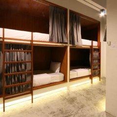 Once Again Hostel Бангкок комната для гостей фото 2