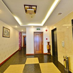 Seawave hotel 3* Улучшенный номер с разными типами кроватей фото 3