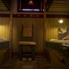 Отель Camp Dannevall сауна