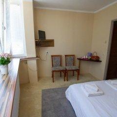 Отель Dom Wypoczynkowy Sopocki Zdrój 3* Стандартный номер с различными типами кроватей фото 3