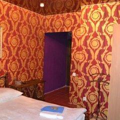 Мини-отель Привал Стандартный номер с двуспальной кроватью фото 11