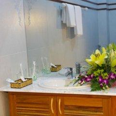 Отель Hoang Thu Homestay 2* Стандартный номер с различными типами кроватей фото 2