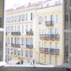 Отель Appartements Nice Centre Carré d'Or балкон