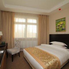 Гринвуд Отель 4* Стандартный номер с различными типами кроватей фото 15