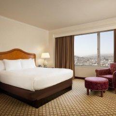 Отель Hilton San Francisco Union Square 4* Люкс с различными типами кроватей