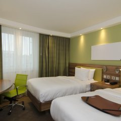 Отель Hampton By Hilton Nuremberg City Centre 3* Стандартный номер