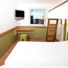 Отель ibis budget Nice Aeroport Promenade des Anglais 2* Стандартный номер с различными типами кроватей фото 10