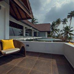Отель Casa Colombo Collection Mirissa 4* Люкс с различными типами кроватей фото 5
