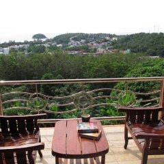 Отель Baan Kongdee Sunset Resort 3* Улучшенный номер двуспальная кровать фото 2