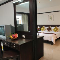 First Residence Hotel 3* Улучшенный номер с различными типами кроватей