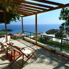 Pela Mare Hotel 4* Улучшенные апартаменты с различными типами кроватей фото 15