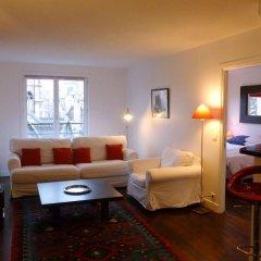 Отель St Jacques Notre Dame Париж комната для гостей фото 4