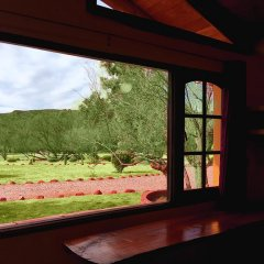 Отель Cabañas Rio Soñado Сан-Рафаэль комната для гостей фото 2