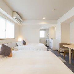 Отель Tokyu Stay Tsukiji 3* Улучшенный номер с 2 отдельными кроватями фото 3