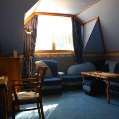 Hotel Restaurant Odeon 3* Люкс с различными типами кроватей фото 12