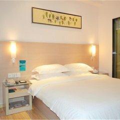Отель City Comfort Inn Guangzhou Jiahe Branch комната для гостей фото 2