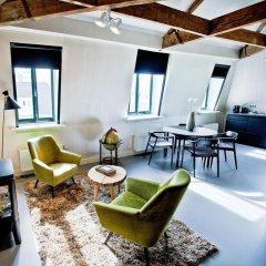 Отель V Lofts Студия с различными типами кроватей фото 8
