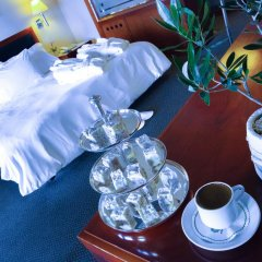 Mediterranean Hotel 4* Полулюкс с различными типами кроватей фото 13