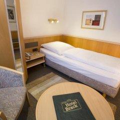 Hotel Brack 3* Стандартный номер с различными типами кроватей фото 4