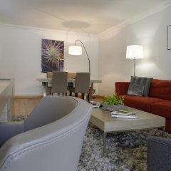 Отель Résidence Alma Marceau 4* Апартаменты с различными типами кроватей фото 8