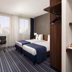 Отель Holiday Inn Express Amsterdam - Sloterdijk Station 3* Стандартный номер с различными типами кроватей фото 6